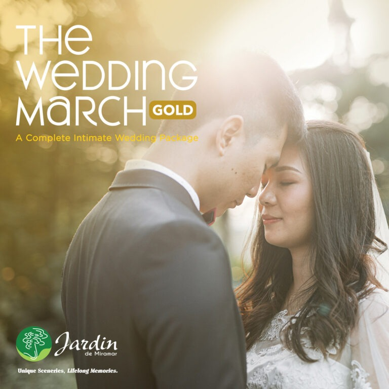The Wedding March Gold All-in Wedding Package
